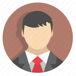 client, human, man, people, person, profile, user icon