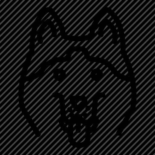 Dog, pet, animal, puppy icon - Download on Iconfinder