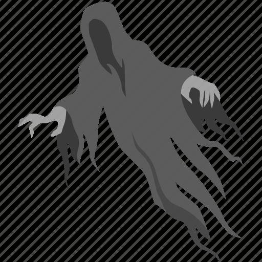 evil, ghost, halloween, phantom, spirit, spooky, wraith icon