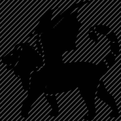 Beast, fantasy, legend, manticore, monster, mythology, persian icon - Download on Iconfinder