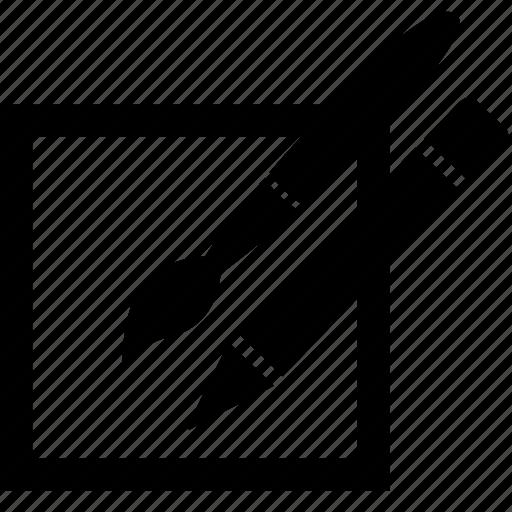 design service, designer, web service icon