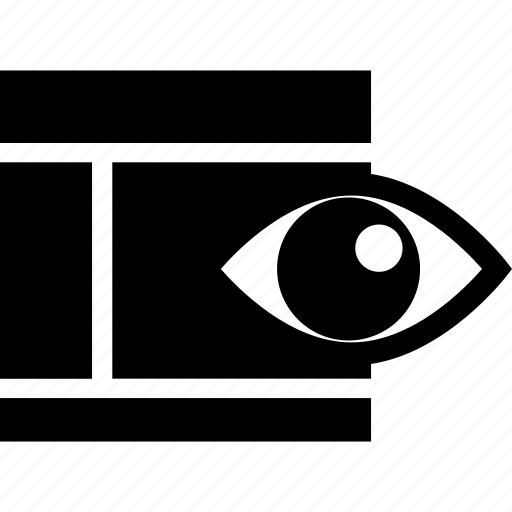 eye, spy site, web service icon