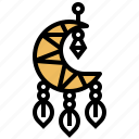 amulet, dreamcatcher, fortune, mobile, sleeping icon