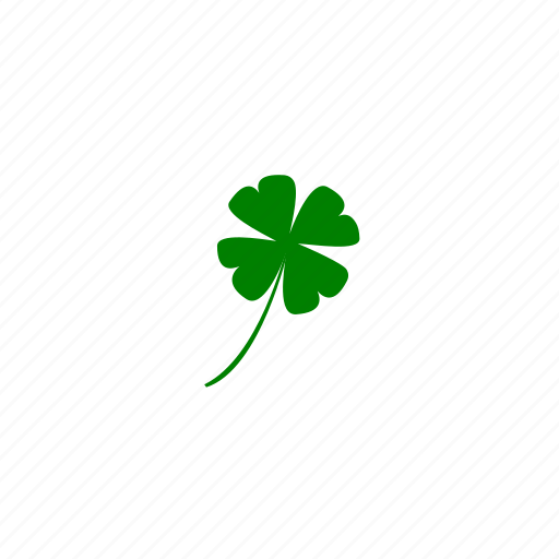 clover, fourlea, leaf, stpatricksday icon