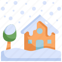 climate change, disaster, natural disaster, nature, snow, weather, winter icon