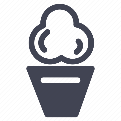 ecology, nature, park, plant, pot, potted icon