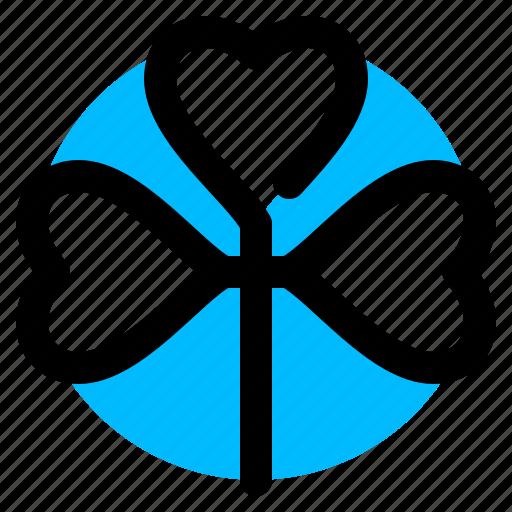 Clover, easter, shamrock, spring icon - Download on Iconfinder