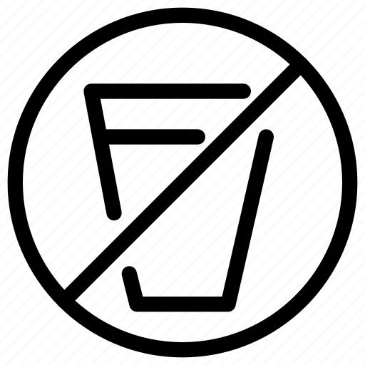 line-icon, liquid, nature, unclean, water icon