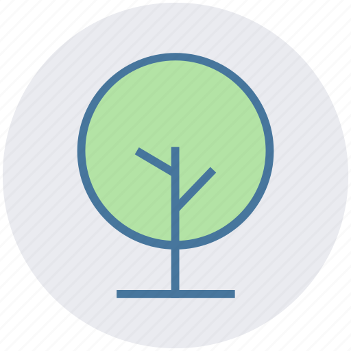 forest, garden, nature, park, plant, tree icon