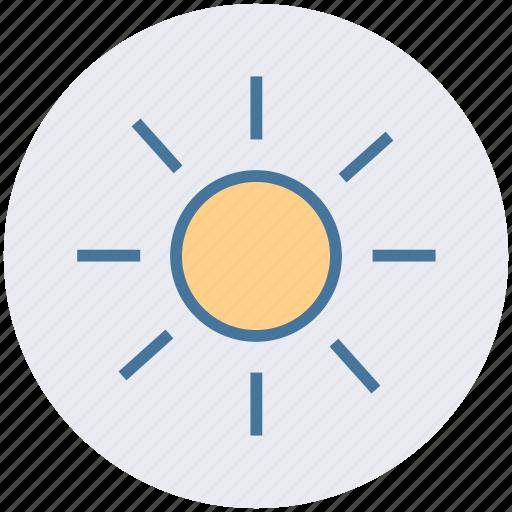 forest, hot, shine, summer, sun, sunlight, sunny icon