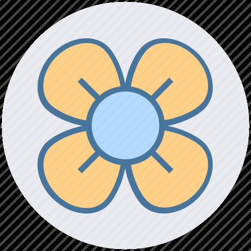 blossom, flower, forest, garden, nature, plant icon