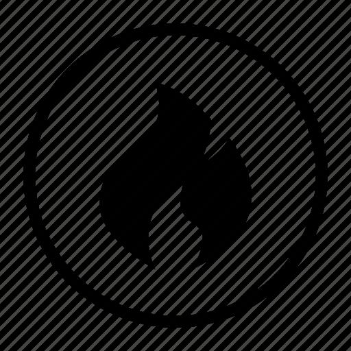 Blaze, element, fire, heat, hot, inferno icon - Download on Iconfinder
