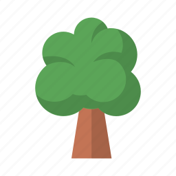 ecology, forest, nature, tree icon