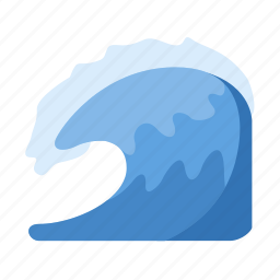 nature, nautical, ocean, sea, surf, surifng, wave icon