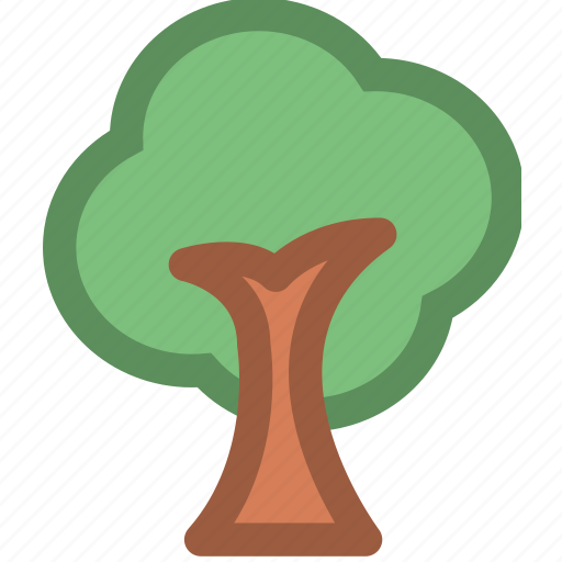 nature, plant, tree icon