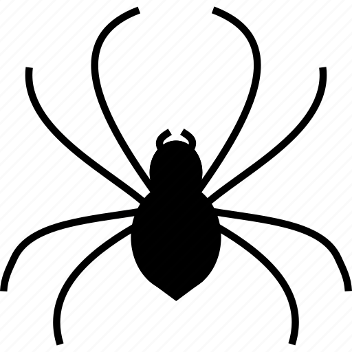 bug, crawler, insect, monster, parasite, spider, web icon