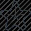fingerfish, fish, sea life, sea star, starfish