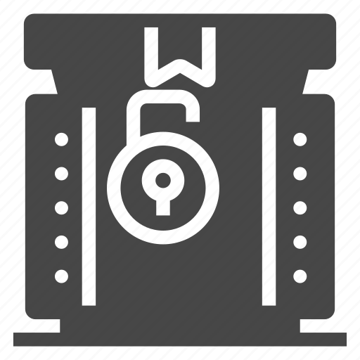 chest, marine, nautical, treasure icon