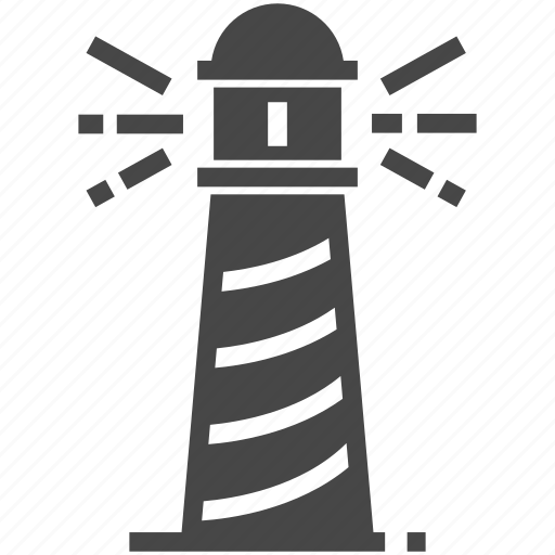 Beach, lighthouse, nautical, tower icon - Download on Iconfinder