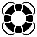 float, floating, life saver, sailor, swimming tire icon