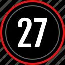 number, numbers, twenty, count, seven