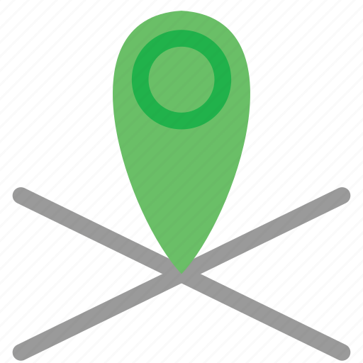 Exact, geolocation, location, position icon - Download on Iconfinder