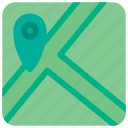 app, map, maps, navigation icon
