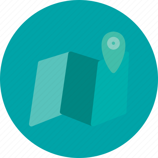 geolocation, location, map, marker icon