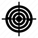 destination, focus, gps, location, navigation, position, target icon