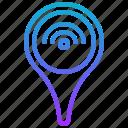 destination, gps, location, navigation, pin, signal icon