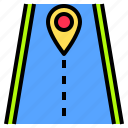 direction, lifestyle, location, map, navigation, route, travel