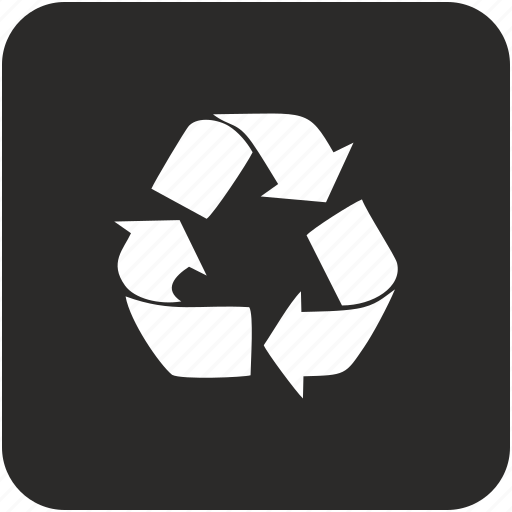 eco, garbage, item, recycle icon