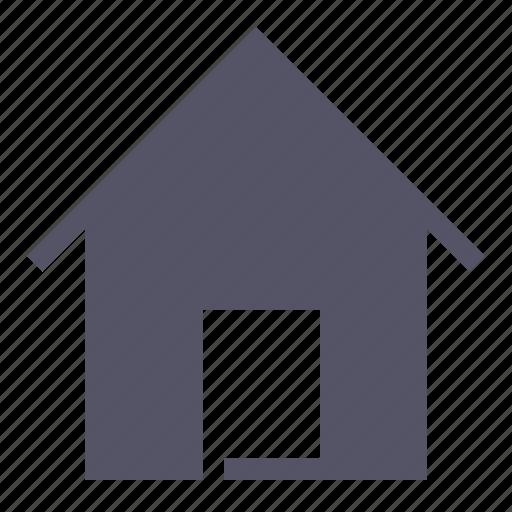home, homepage, house, main icon