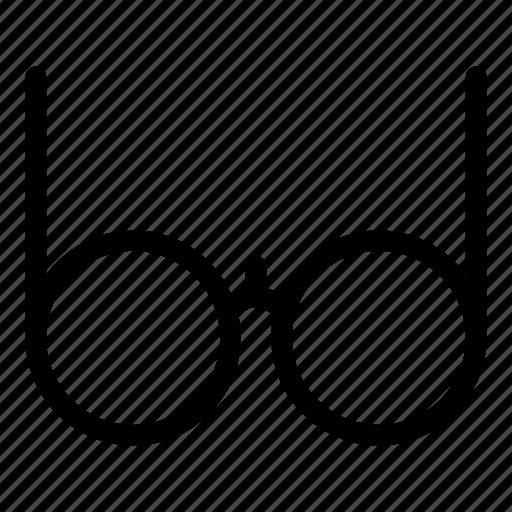 eyeglasses, fashion, glasses, ophtalmology, ophthalmology, optical, vision icon