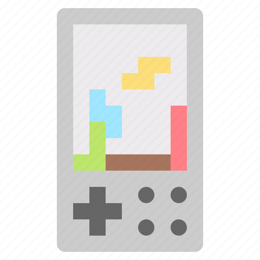 arcade, game, gaming, puzzle, rectangles, tetris, video icon
