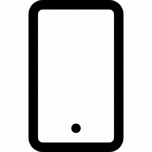 device, mobile, phone, smartphone, streaming icon