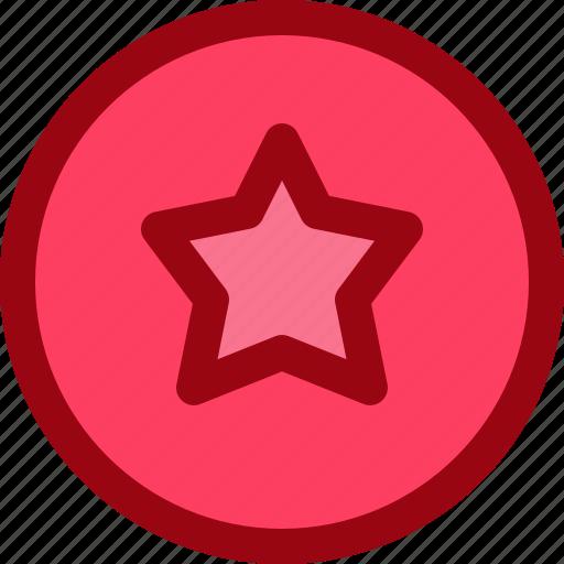 best, favourite, like, popular, star icon