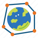 earth, international, media, network, social