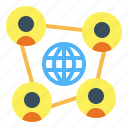 communication, connection, network, social