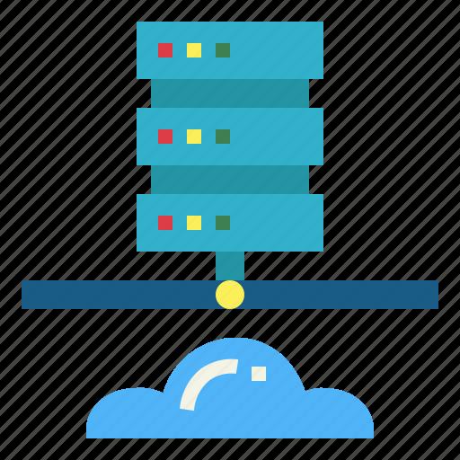 Database, network, server, storage icon - Download on Iconfinder