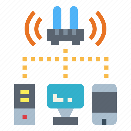 communications, computer, device, smartphone icon
