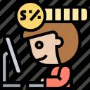 loading, speed, data, transferring, progress