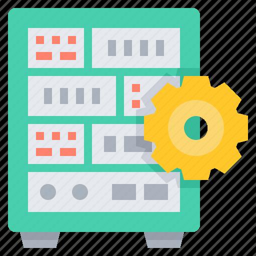 Computer, database, information, server, technology icon - Download on Iconfinder