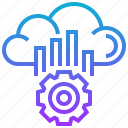analysis, cloud, computing, data, storage