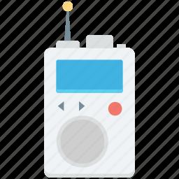 cordless phone, electronics, intercom, portable telephone, walkie talkie icon