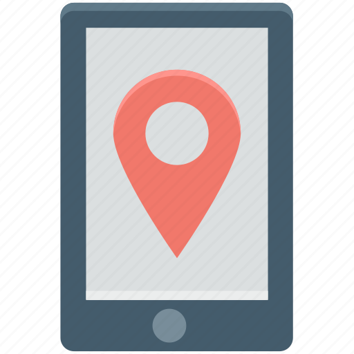 gps device, gps tracker, location pin, mobile map, mobile navigation icon