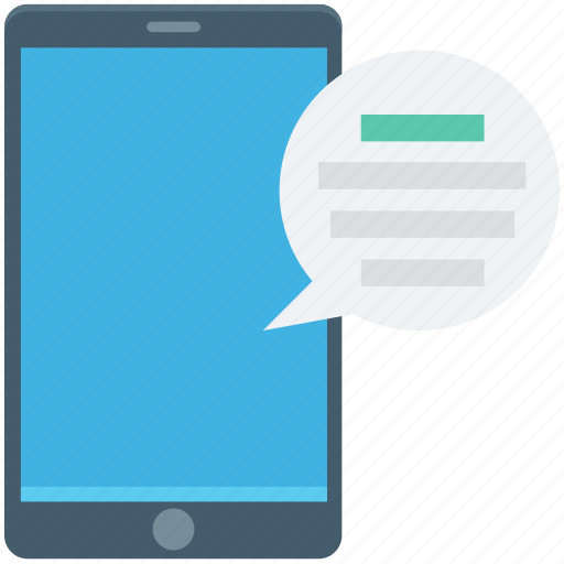 chat bubble, chatting, message, mobile chatting, mobile massage icon