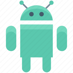android robot, auto man, mechanical man, robot icon