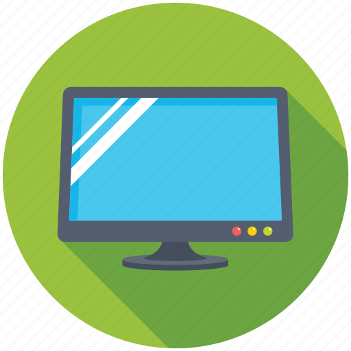 Display screen, lcd, led, monitor, plasma tv icon - Download on Iconfinder