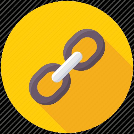 backlinks, link building, seo, web link, web marketing icon